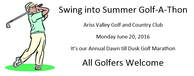 Swing Into Summer Logo