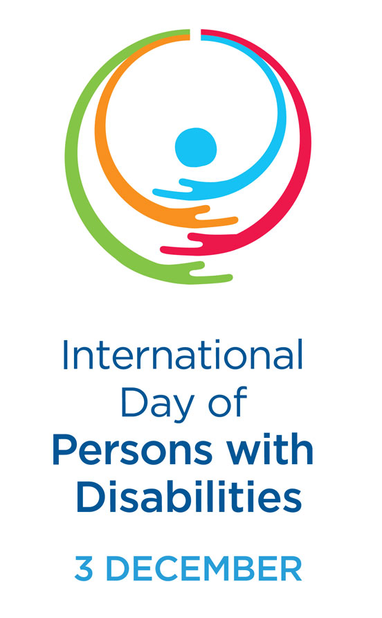 International Day of Persons with Disabilities 3 December